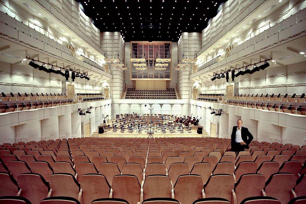 Konzerthaus, Dortmaund