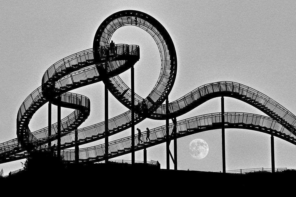 Magic Mountain, Duisburg